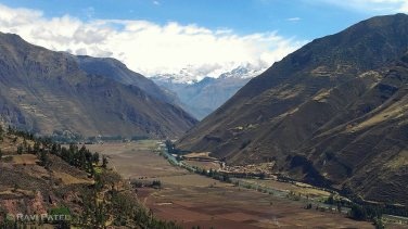 Peru - Sacred Valley Vista