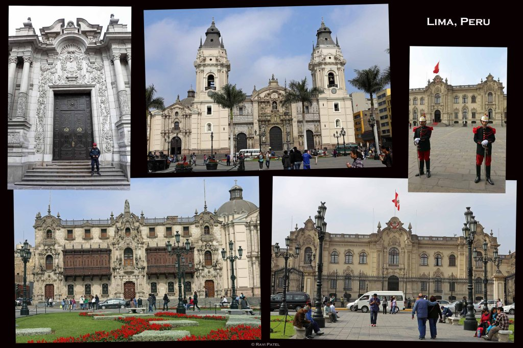 Scenes from Lima