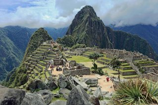 Machu Picchu - A Different Perspective