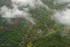 Machu Picchu - A Windy Road to the Top