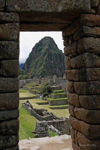 Machu Picchu - Gate View