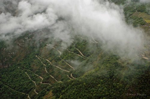 Machu Picchu - Hairpin Bends to the Top