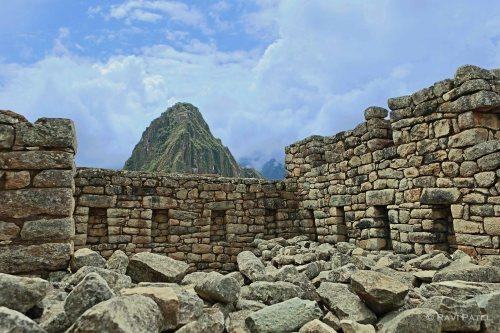 Machu Picchu - Stonework