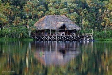 Ecuador Amazon - Sacha Lodge Reflections