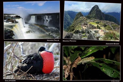 Memories of South America