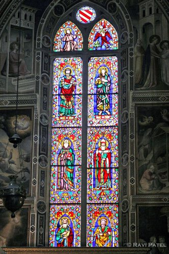 Designs in Stained Glass