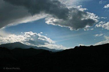 Random Cloud Formations