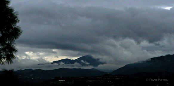 Menacing Clouds