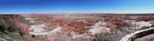 Arizona - Badlands Panorama