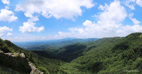 North Carolina Blue Ridge Mountains