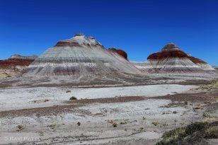 Arizona- Petrified Forest Teepees