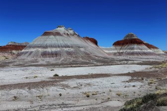 Arizona- Petrified Forest Teepees