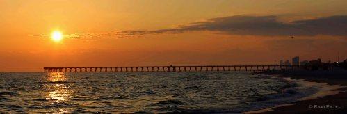 Florida - Panama City Beach - Sunset