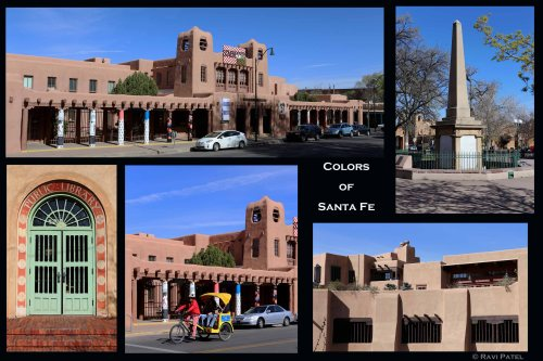 New Mexico - Colors of Santa Fe