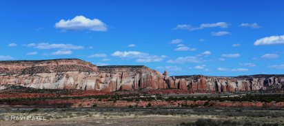 New Mexico - Driving by Beautiful Landscapes