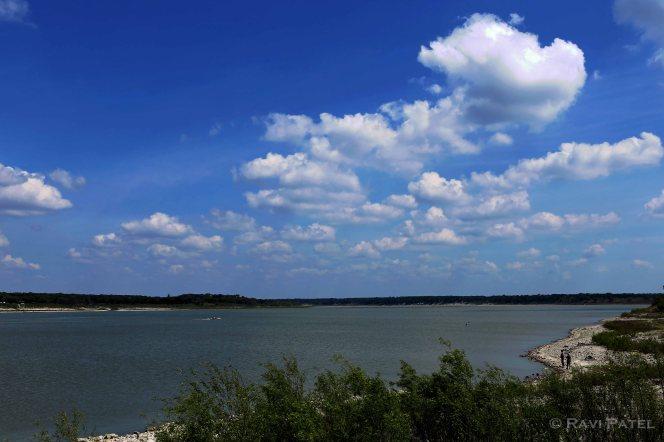 Texas Blue Skies