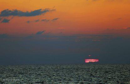 Florida - Delray Beach - Cloud Covered Sunrise