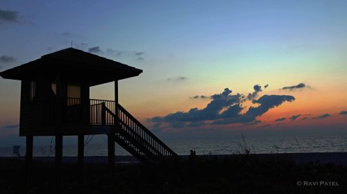 Florida - Delray Beach - Lonely at Dawn