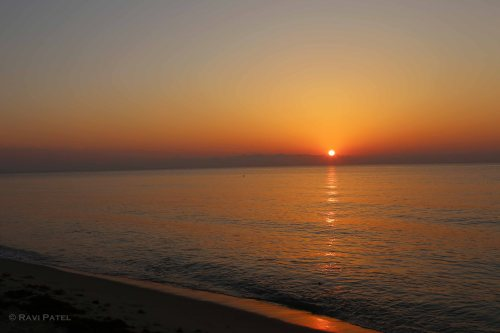 Florida - Delray Beach - Sunrise at the Beach