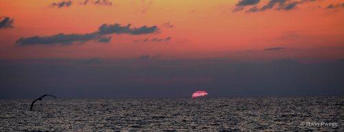 Florida - Delray Beach - Sunrise on the Horizon