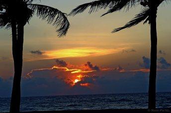 Florida - Palm Beach - A Spectacular Sunrise