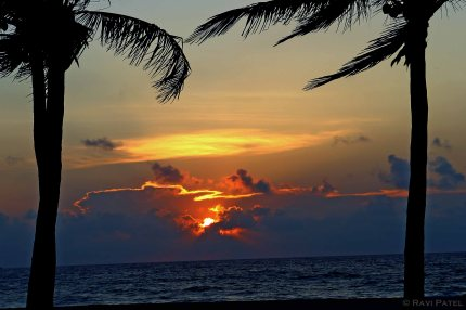 Florida - Palm Beach - A Spectacular Sunrise