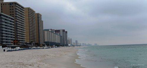 Florida - Panama City Beach - Awaiting a Sunrise at the Beach
