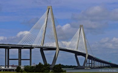 A Bridge in Charleston SC