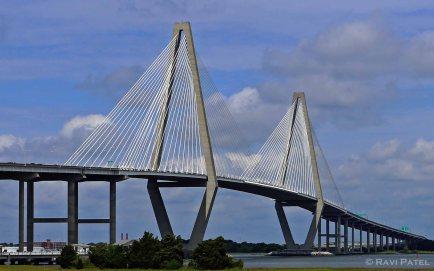 A Bridge in Charleston SC