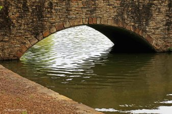 A Bridge Over Moving Water