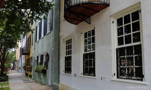 Charleston - Rainbow Alley View