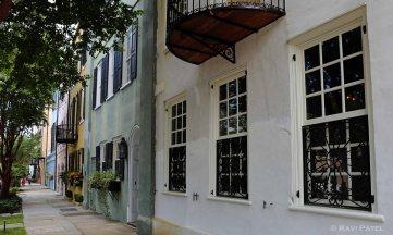 Charleston - Rainbow Alley View