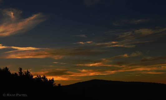 Golden Skies