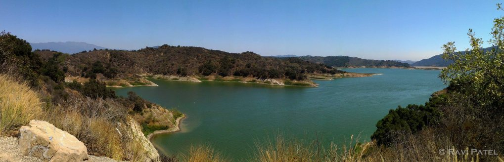 Lake Casitas Panorama