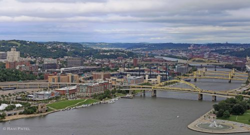 A City of Bridges - Pittsburgh
