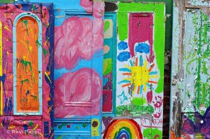 Burst of Colors