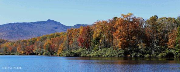 Fall in North Carolina Mountains
