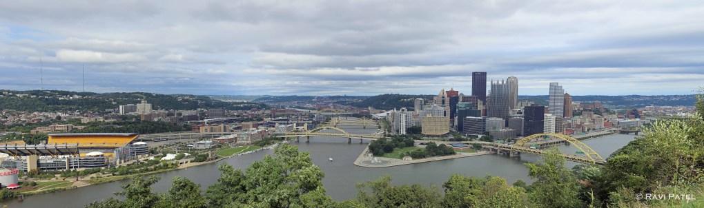 Three Rivers, Pittsburgh, PA