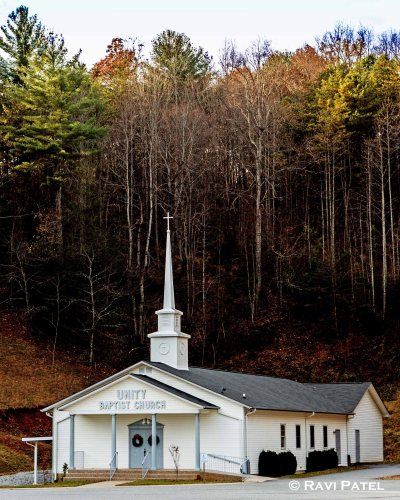 A Church in the Forest