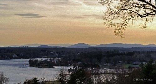 Blue Ridge Mountains on the Horizon