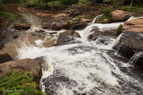 Congruence of Flowing Water