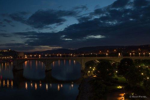 An Evening Glow
