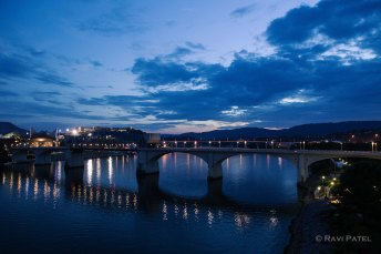 Blue Hour in Chattanooga