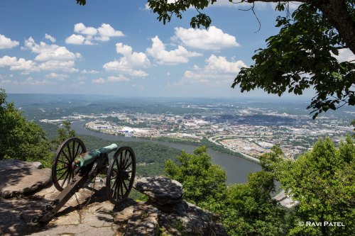 Guarding Chattanooga
