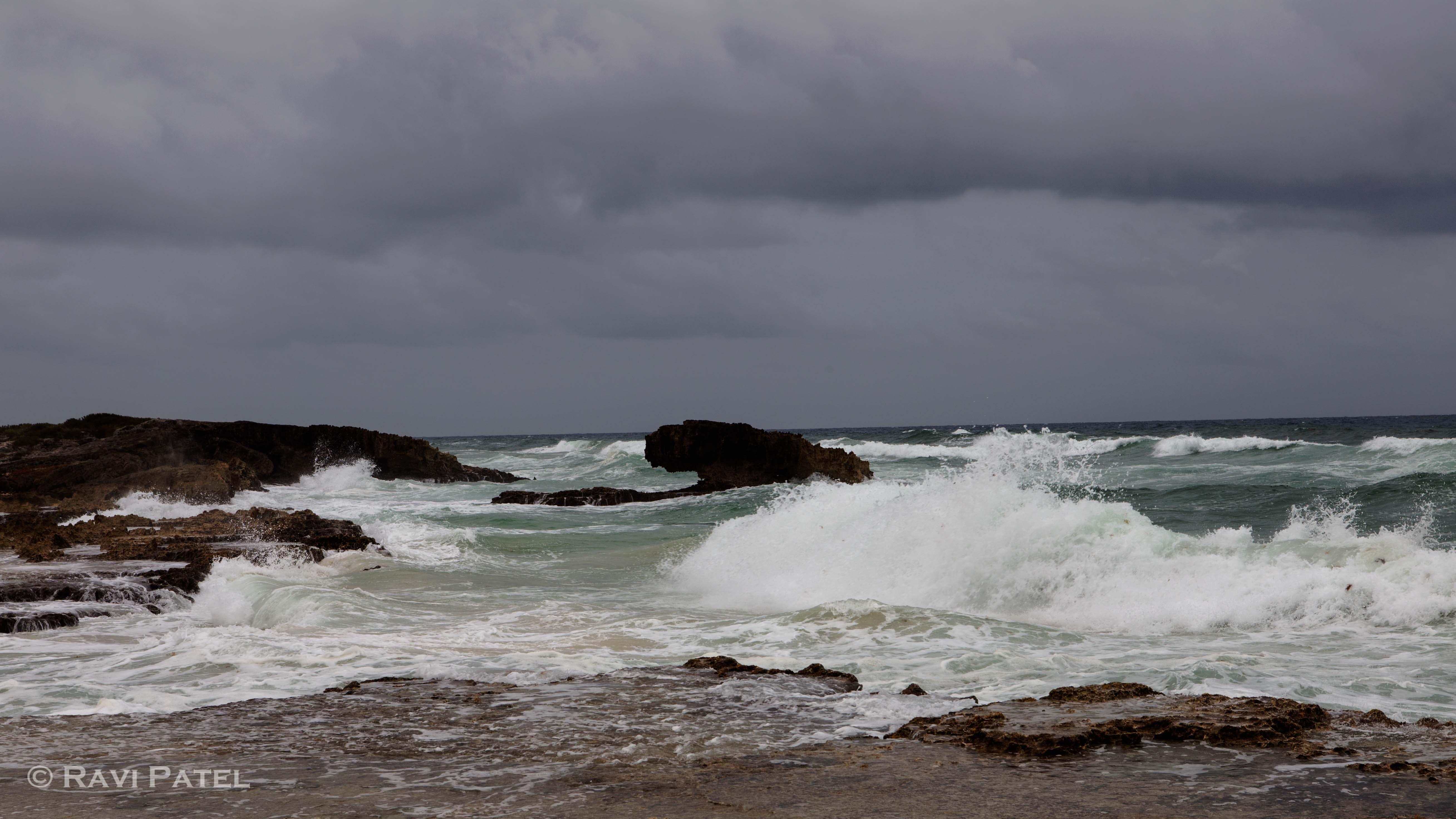 Stormy Seas Photos By Ravi