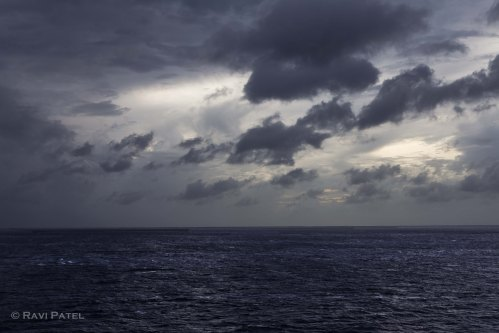 Stormy Skies at the High Seas