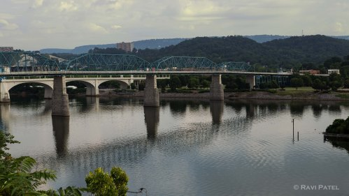 Walnut Street Bridge - Chattanooga, Tennessee