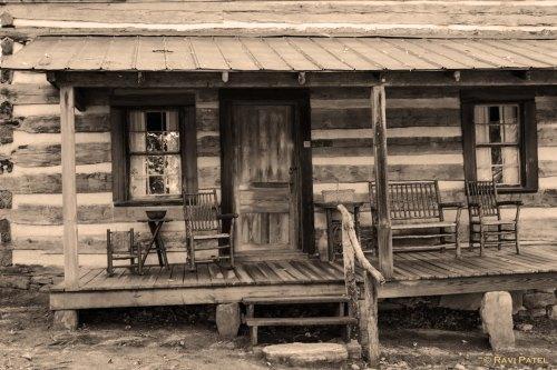 An Empty Porch
