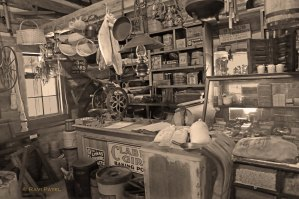 Inside an Old-fashioned Country Store