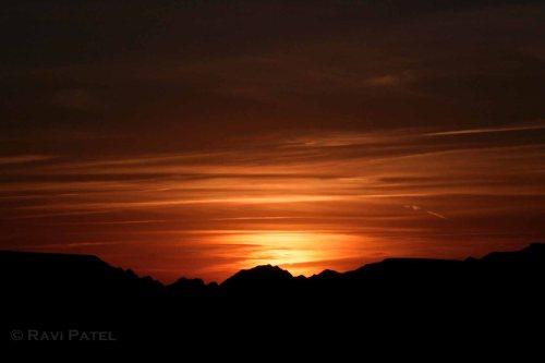 Sunset Brilliance